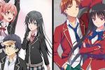 Oregairu x Youkoso Jitsuryoku: As incríveis semelhanças entre os personagens