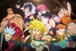 Nanatsu no Taizai confirma o número de episódios da 3ª temporada