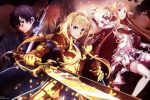 Primeiras Impressões: Sword Art Online Alicization War of Underworld