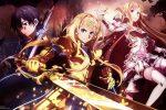 Primeiras Impressões: Sword Art Online Alicization War of Underworld
