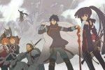 Log Horizon anuncia sua terceira temporada