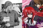High School DxD – Autor falece aos 38 anos (1º de abril!)